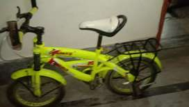 Boy bicycle 16""
