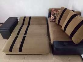 Sofa Bed Reklining Second
