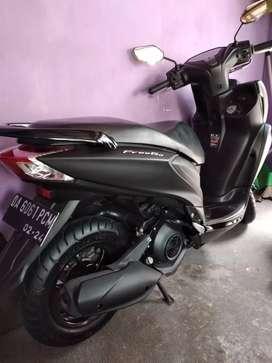 Yamaha Freego 2019 Plat Banjarbaru