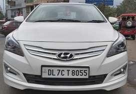 Hyundai Verna Fluidic 1.6 CRDi, 2016, Diesel