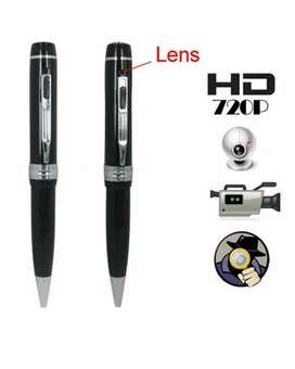 Hidden Hd 1080p Pen Camera Available