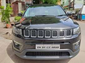 Jeep COMPASS Compass 2.0 Longitude Option, 2018, Diesel