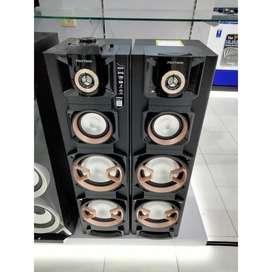 Speaker aktif POLYTRON PAS-8E28 USB, Bluetooth. Garansi resmi
