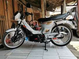 Suzuki RC Sprinter 100 thn 89 asli warna silver restorasi istimewa