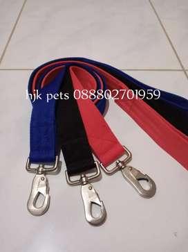 Dog leash tali tuntun anjing besar Husky golden Rottweiler Pitbull