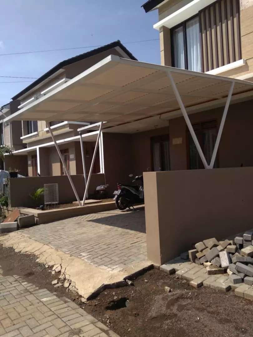 Canopy alderon desain rumah minimalis 0.61 0