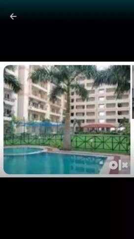 2bhk flat +lobby + 1store room,  in a good society Veera garden
