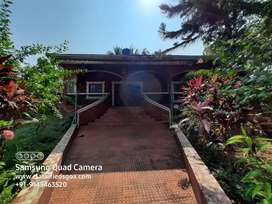 2Bhk furnished Villa Near Saligao Church on Calngute Road