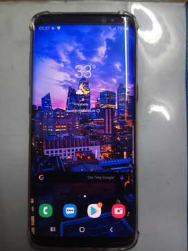 Samsung Galaxy S8 FD (Exchange possible)