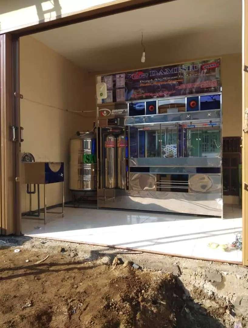 Pemasangan depot air minum harga 35jt dari stanles made in Damisiu 0