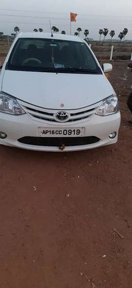 Toyota Etios 2012 Petrol Well Maintained