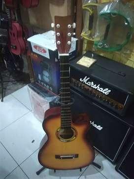 Gitar akustik pemula neww