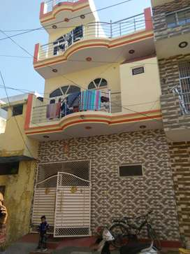 72 YARD DESIGNER DUPLEX HOUSE ONLY 48 LAC (JAGRATI VIHAR SEC -6 )