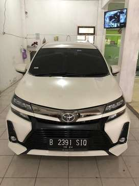 Toyota avanza veloz grand new. Tahun 2019/2020, plat bl