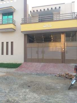 Brand New 6 Marla House For sale in MAJEED PARADISE