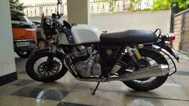RE GT 650 Brand New condition