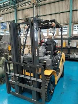 Forklift Komatsu 2.5 ton Baru