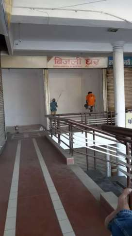 Shops for sales at ground floor.At best location in Bhopal Rohit nagar