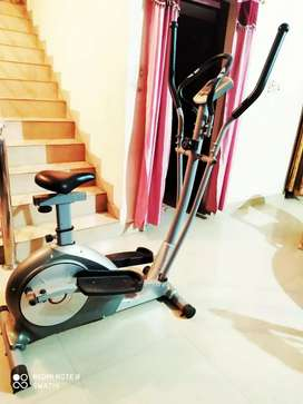 Orbitrek cycle Elliptical cross trainer