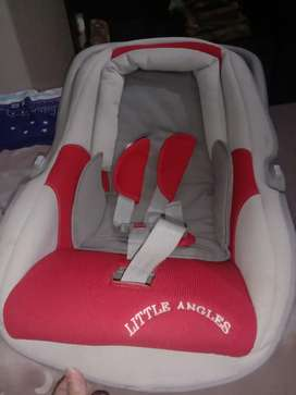 Carry coate by little angels