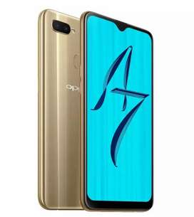 Oppo a7 just 20 days old it's superb condition