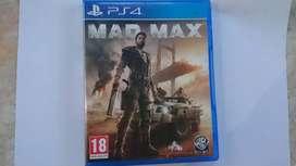Mad Max BD PS4 Reg.2