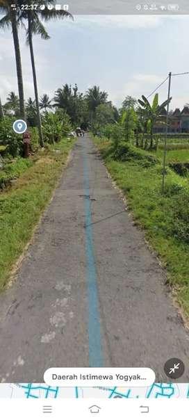 Tanah di jalan Kaliurang km 11