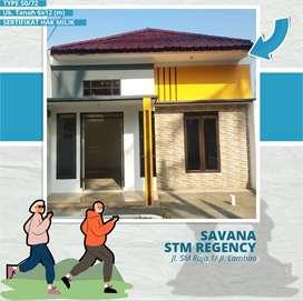 Medan rumah mewah Jl. Suka Cipta- SM Raja Medan