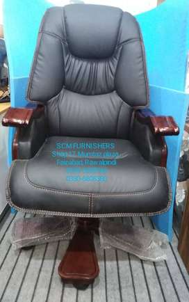 Imported Reclined Heavy Duty Boss Chair