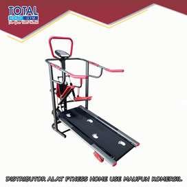 Treadmill manual tl-003 treadmil tanpa listrik TOTAL COD Tangerang