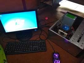 CPU & MONITOR Gaming & Editing