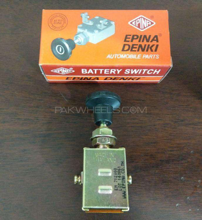 Imported Pull ON/OFF Light Switch Car Jeep FJ40 J40 Dashboard 0