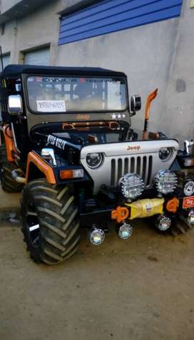 Stylish jeep for sale all powerful jeep