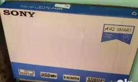 "32"" Sony android Smart 4K Led TV New Sealed Box"