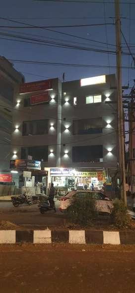 Office space at rohit nagar main road