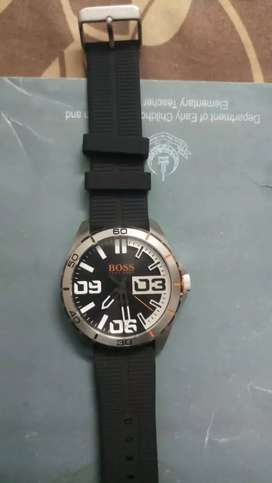 Orignal BOSS watch for man