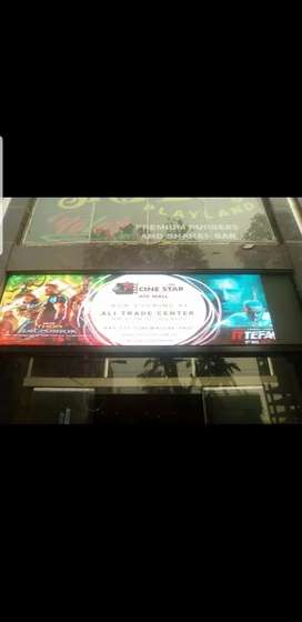 Used Outdoor/indoor SMD/LED advertising screen