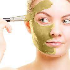 s.s. natures face pack & scrub