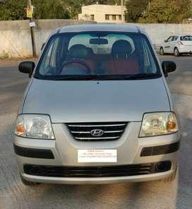 Hyundai Santro Xing GLS AT, 2008, Petrol