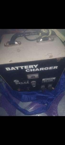 Dijual charger aki mobil Delta DT.110R