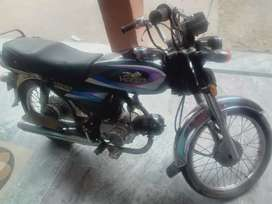 Habib motorcycle for sale 2011