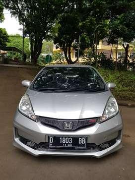 Honda Jazz RS 2012 AT Istimewa