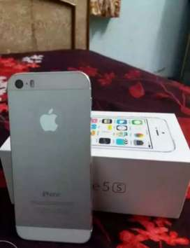 I..iPhone 5s 64GB good condition available