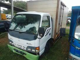 Isuzu elf box doubel 6 , 2010.
