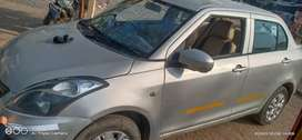 Swift dzire commercial car available on rental basis by