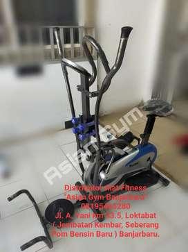 Ready Sepeda Statis Orbitrack Plat 6 Fungsi