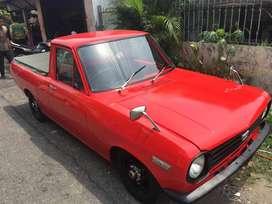 Datsun Pertamina Curut 1969 Mini Antik
