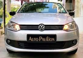 Volkswagen Vento Comfortline Diesel, 2014, Diesel
