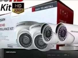 Pul Hd. CCTV 2mp 4ch ful imfraret di Bekasi