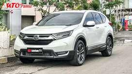 Honda All New CRV 1.5 Turbo Prestige AT 2019 White On Black